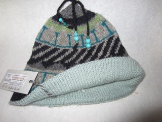 Knitted Hat Gray